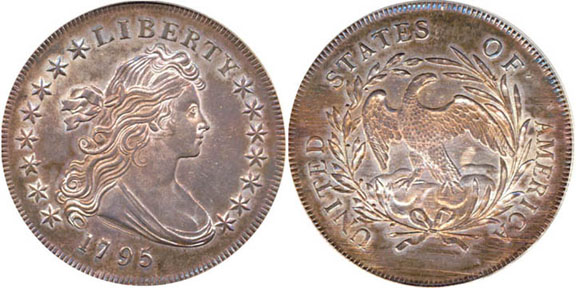 Draped Bust/Small Eagle